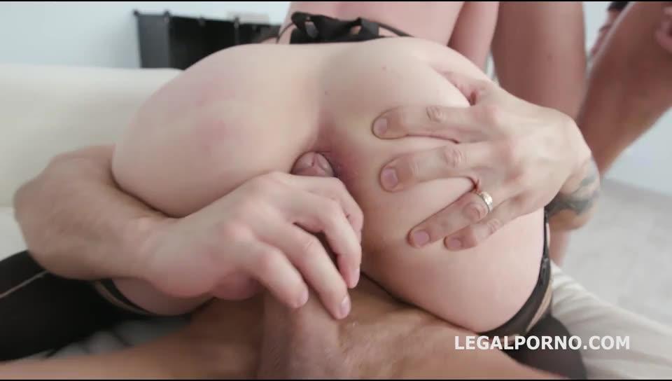 [LegalPorno] Monsters of DAP 4 BWD Balls Deep Anal Balls Deep DAP Gapes Swallow - Lisey Sweet (DAP)/(Natural Tits)