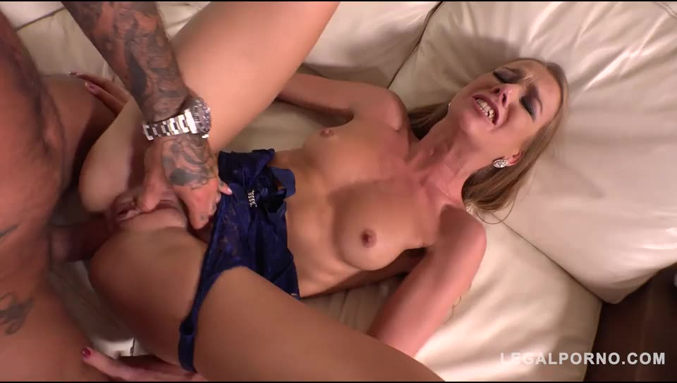 [LegalPorno] Ass Fucked Together by 3 Rock Hard studs – Ria Sunn, Alexis Crystal (Orgy)/(Blonde)