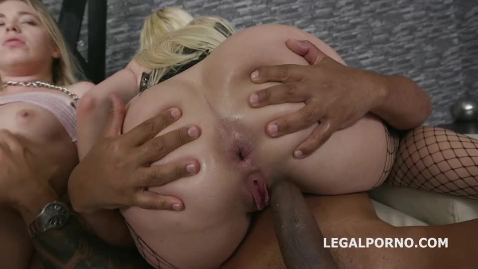 Mistress, the training of a slave, Squirting, Balls Deep Anal DAP, ATOGM, Gapes, Swallow (LegalPorno) Cover Image