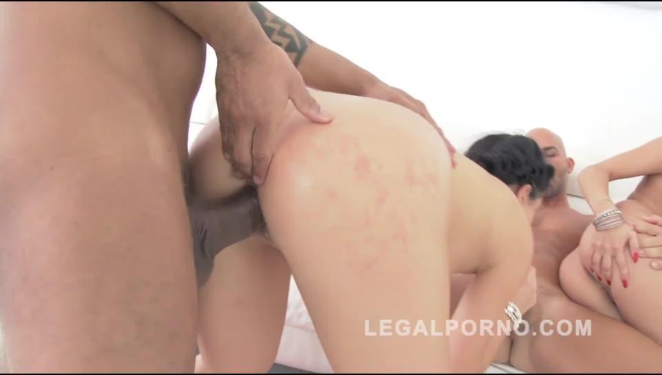 anal & DP 4some for Legal Porn (LegalPorno) Screenshot 0