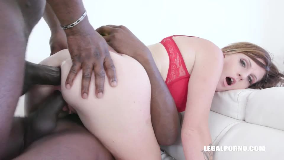 Keeps enjoying black cocks (LegalPorno) Screenshot 9