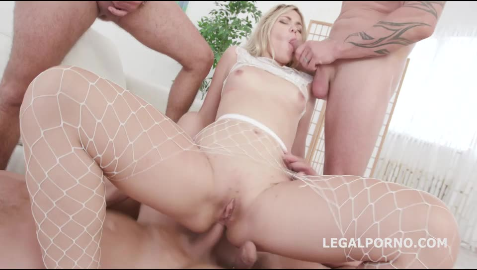 [LegalPorno] Monsters of TAP, all in with Balls Deep Anal, DAP, TP, TAP, Gapes, Great Facial - Selvaggia (GangBang)/(5M1F)