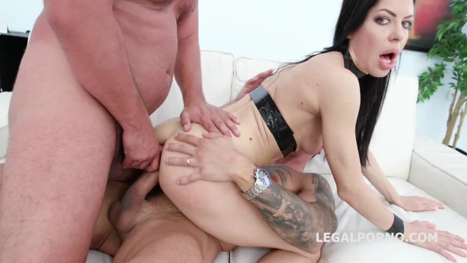 Anal Fisting with Balls Deep Anal, DAP, Gapes, ATM, Swallow (LegalPorno) Cover Image