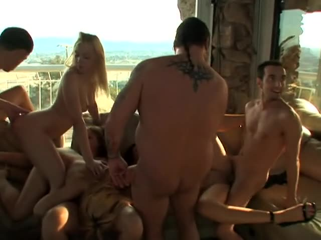 Orgy Sex Parties 2 (Pink Visual) Cover Image