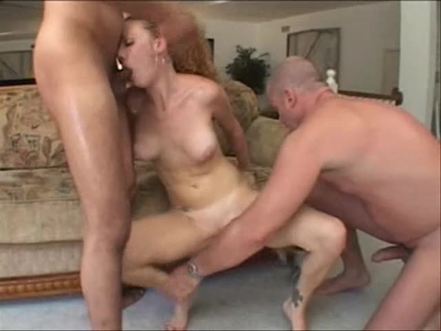 [Anabolic Video] Initiations 15 - Audrey Hollander (DP)/(Redhead)