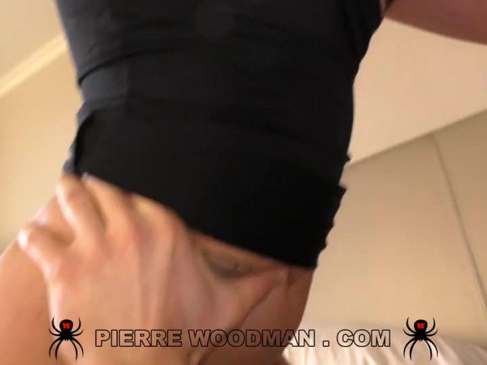 XXXX – My first time anal ever (WoodmanCastingX) Screenshot 2