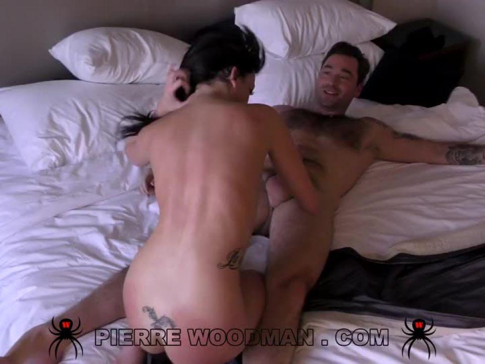 XXXX – My first time anal ever (WoodmanCastingX) Screenshot 8