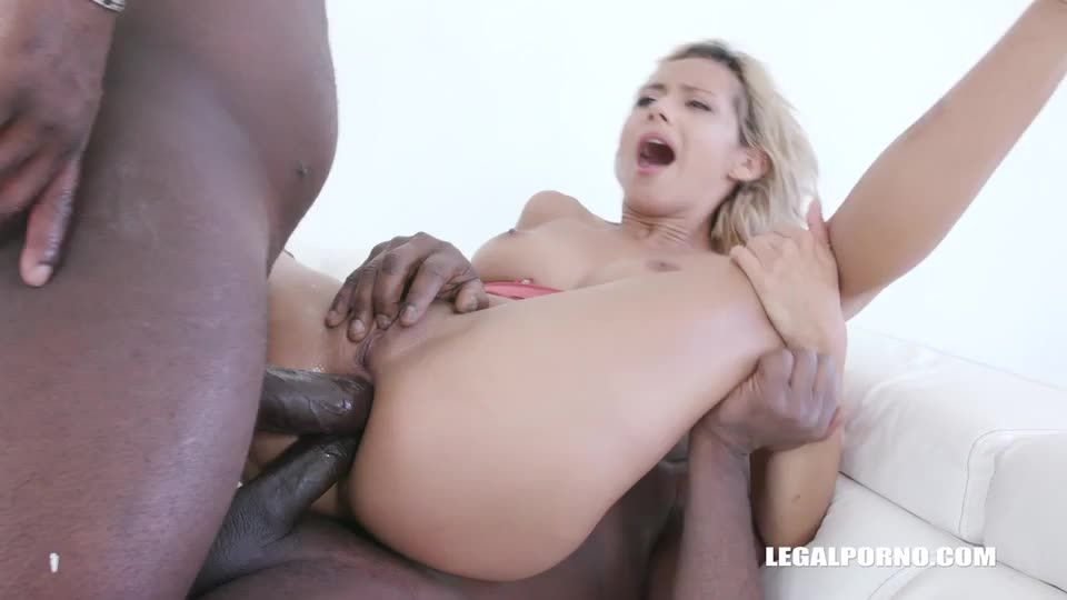 [LegalPorno] Who said Veronica Leal cant take two cocks in the ass - Veronica Leal (DAP)/(Interracial)
