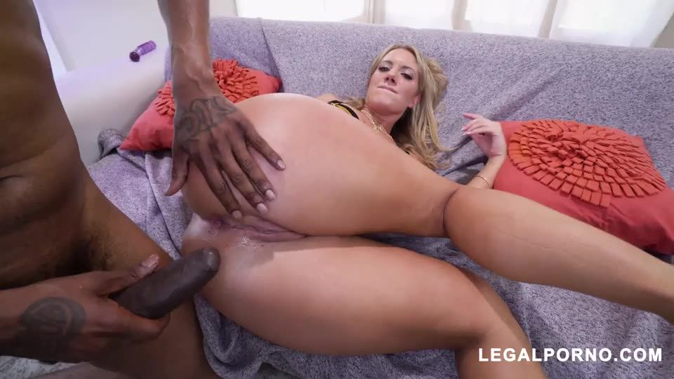 Interracial anal DP – Perfect Ass She will not disappoint you. Must Watch (LegalPorno) Cover Image