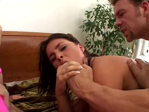 [Platinum X Pictures] Steve Holmes' Super Sluts - Isabel Ice, Janet Alfano (DP)/(Brunette)