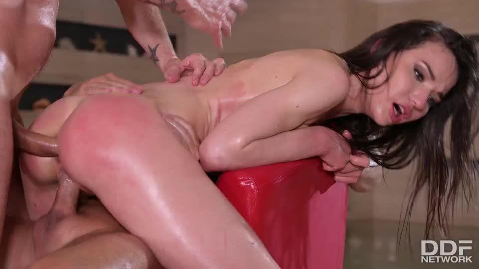 BDSM DP Punishment By Two Masters (HouseOfTaboo / PornWorld) Screenshot 6