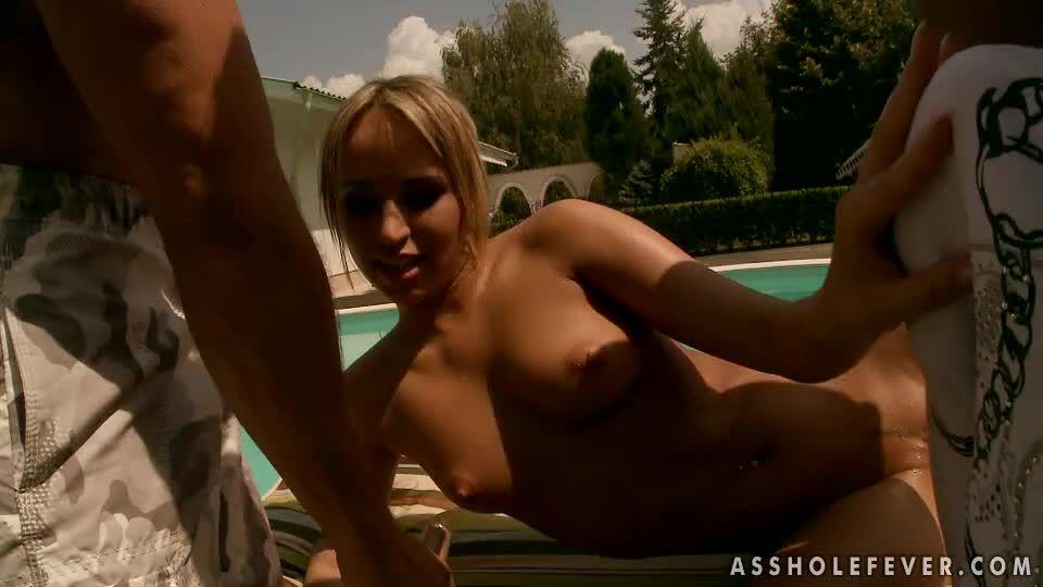Aleksa Wants More (AssHoleFever / 21Sextury) Screenshot 9
