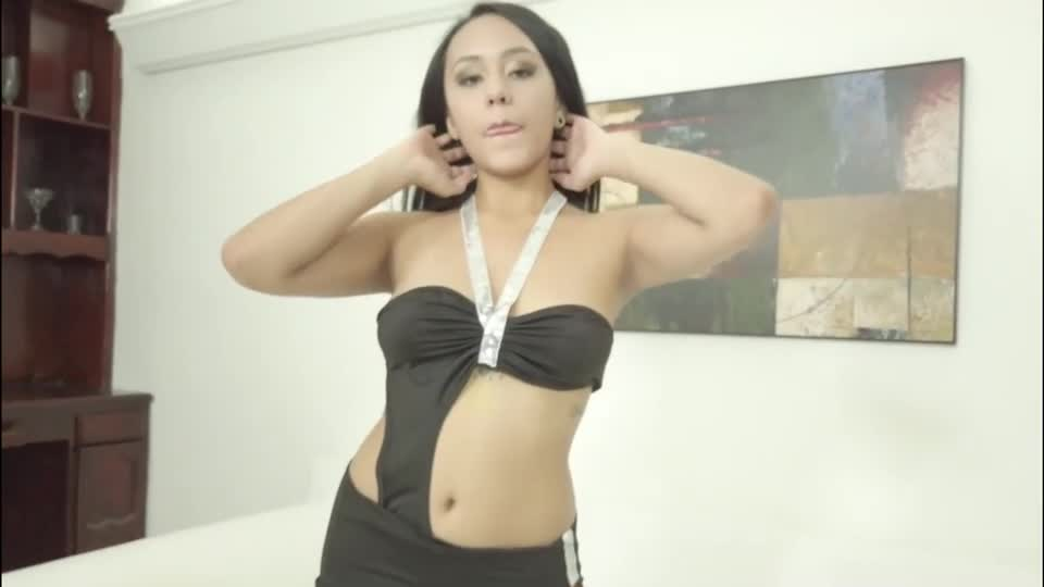 Casting video with first anal & first DP OTS277 (LegalPorno / AnalVids) Cover Image