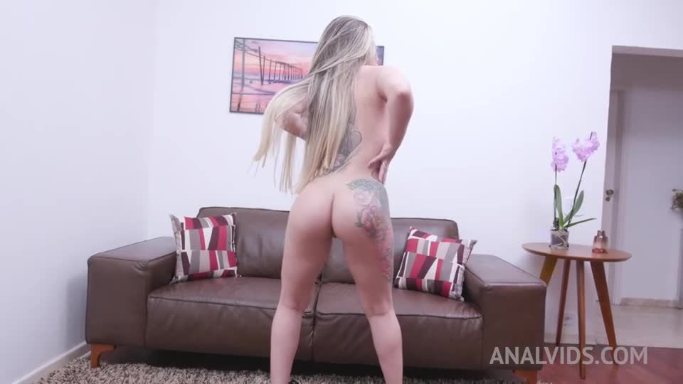 First time Double Anal YE029 (LegalPorno / AnalVids) Screenshot 1