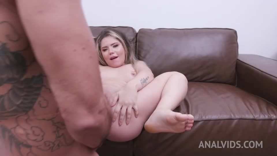 First time Double Anal YE029 (LegalPorno / AnalVids) Screenshot 5