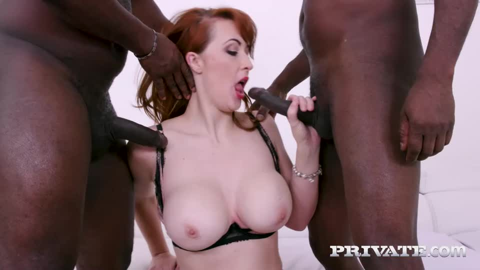 Stunning MILF Debuts With Interracial Threesome (PrivateMILFs / Private) Cover Image