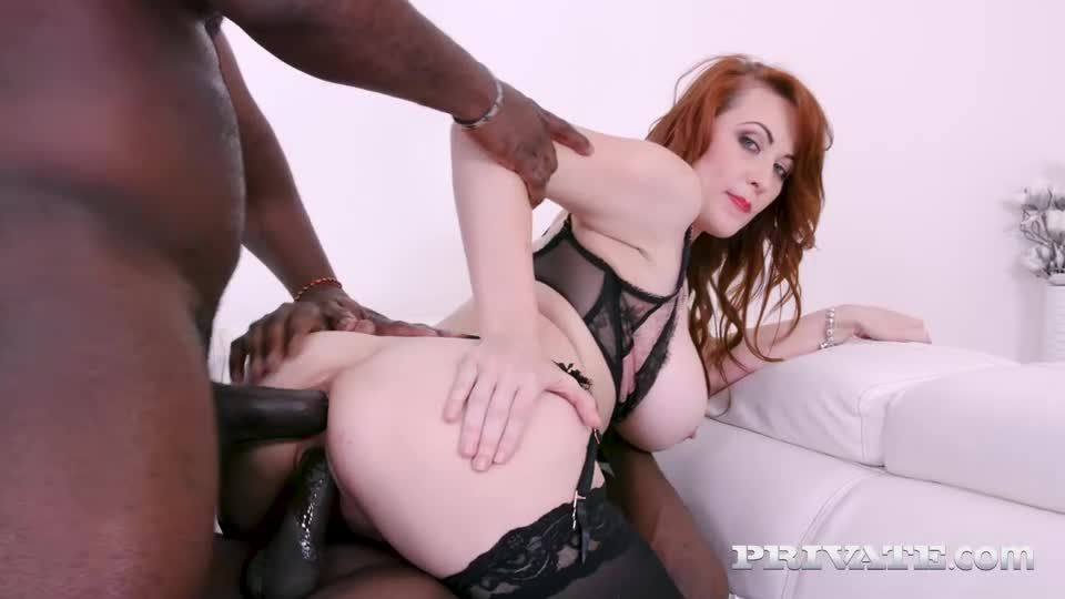 Stunning MILF Debuts With Interracial Threesome (PrivateMILFs / Private) Screenshot 7