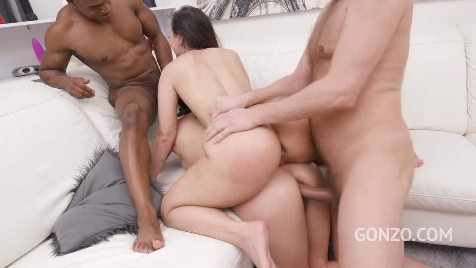 assfucked together with DP & DAP (LegalPorno / Gonzo) Screenshot 8