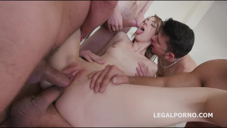 [LegalPorno] Welcome in Porn Tera Link with first anal /dp /gapes /multiple facial - Tera Link (GangBang)/(Natural Tits)