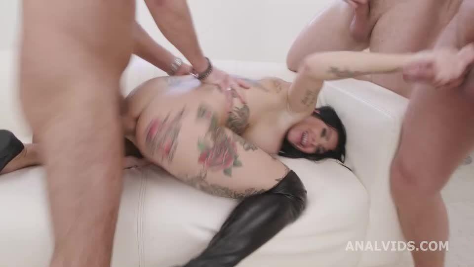 DAP Destination, Balls Deep Anal, Good Gapes, Rough Sex and Swallow (LegalPorno / AnalVids) Screenshot 7