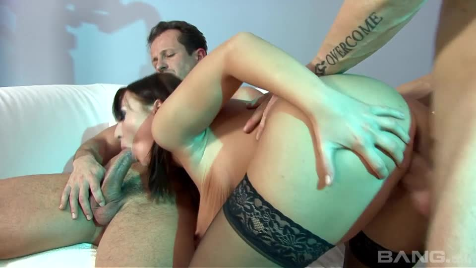 [Bluebird Films] Girls from Prague 2: Blue Cool / Metropolis Blue - Chantal Ferrera (DP)/(Stockings)