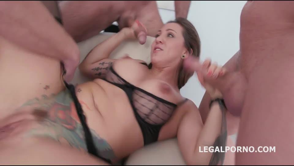 [LegalPorno] Fucking Wet DAP Balls Deep Anal Multi Pee Multiple Facial - Betty Foxxx (DAP)/(Pissing)