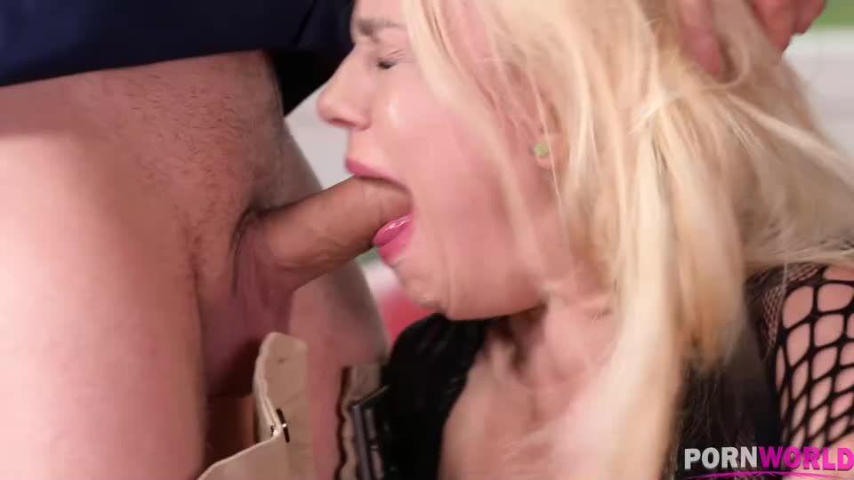3 Friends Skullfuck, DP, and DAP Fit Blonde Slut GP2036 (PornWorld) Screenshot 4