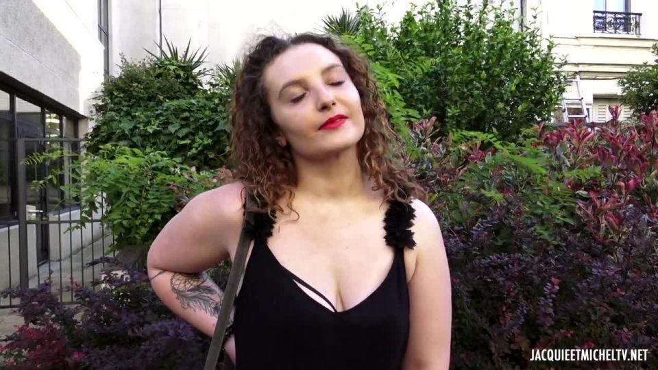 Camille, 22, Deep In Lust! (JacquieEtMichelTV / Indecentes-Voisines) Screenshot 0