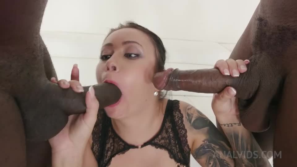 Kinky interracial DP KS112 (LegalPorno) Screenshot 1
