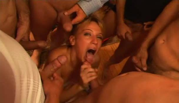 Ganged and Banged (JM Productions) Screenshot 4
