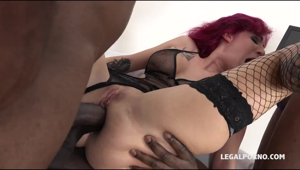 [LegalPorno] Alexxa Vice has black feeling. Check out the results - Alexxa Vice (DAP)/(Tattoo)