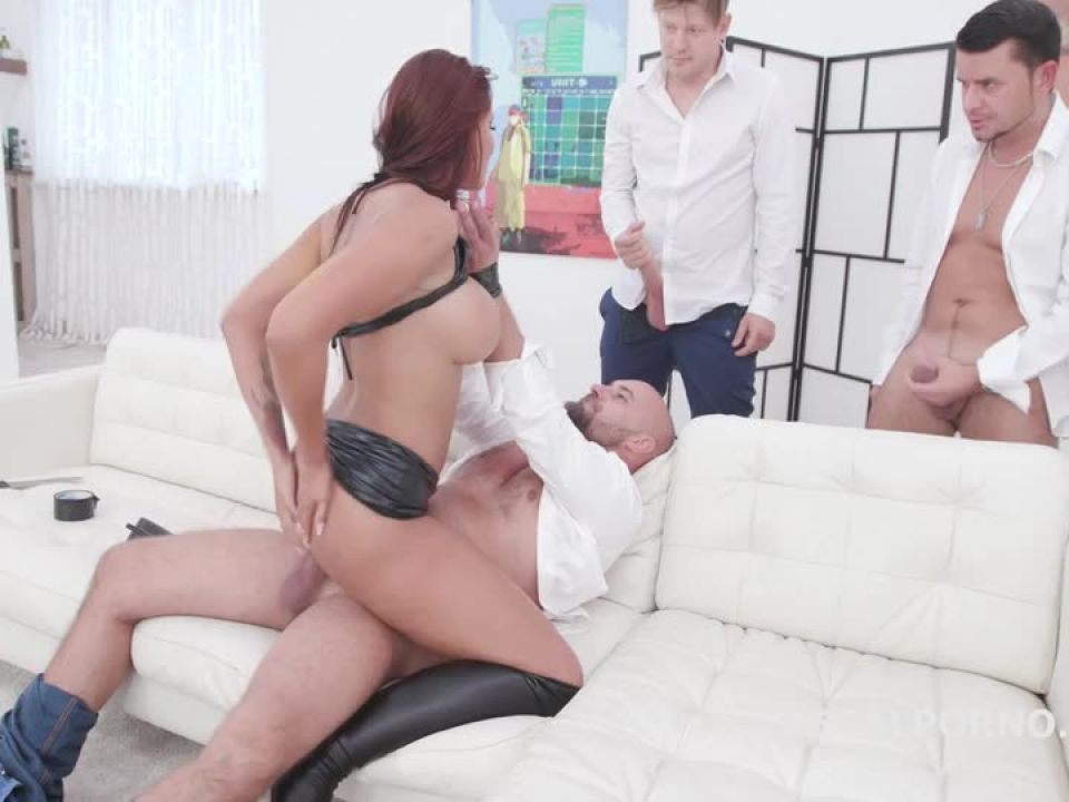In Control, She decides what to do and speaks her native language Balls Deep Anal, DAP, Big Gapes (LegalPorno) Screenshot 3