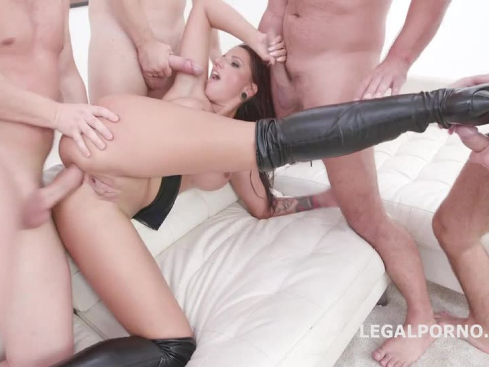 In Control, She decides what to do and speaks her native language Balls Deep Anal, DAP, Big Gapes (LegalPorno) Screenshot 8