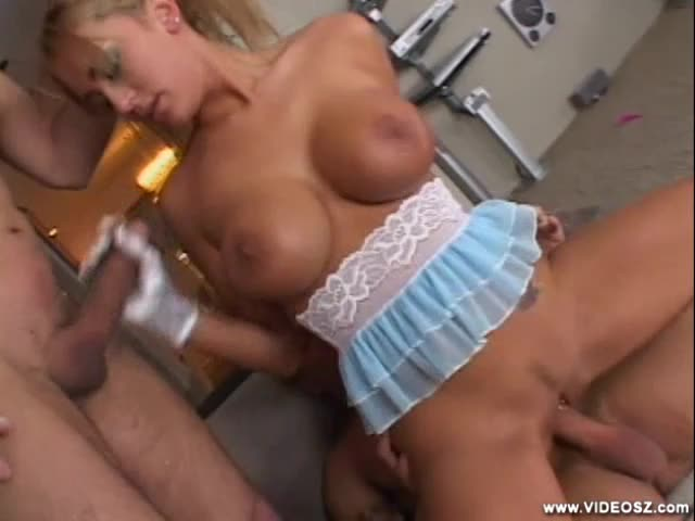 [Legend Video] No Holes Left Unfilled - Trina Michaels (DP)/(Blonde)
