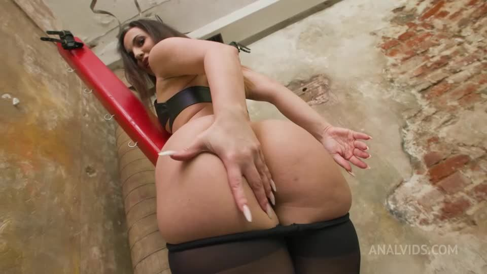 Bootylicious gets Dap treatment, gapes, oil and hard anal pounding LD011 (LegalPorno / AnalVids) Screenshot 0