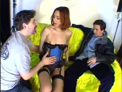 Euro Girls Never Say No 1 (Evil Angel) Screenshot 2