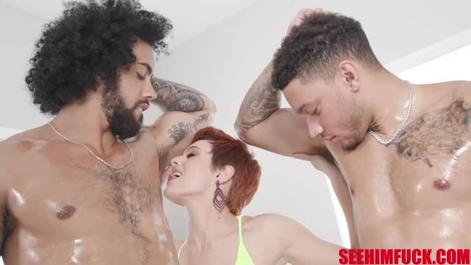 The Double Vaginal Rimmipede Scene (Seehimfuck) Screenshot 1