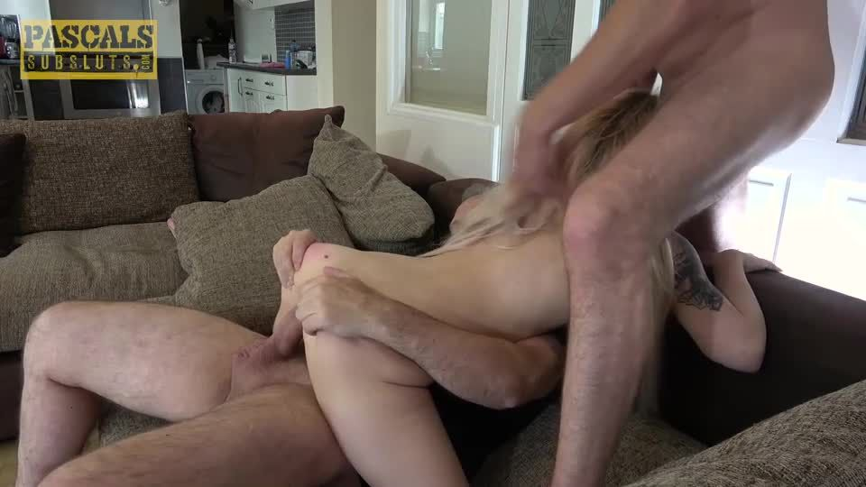 Slapped, pinned and railed (PascalsSubSluts) Screenshot 8