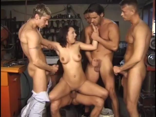 [Pure Filth] Six In One 3 - Mari Lee (GangBang)/(Natural Tits)