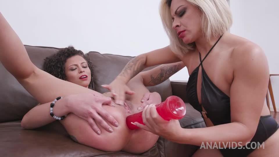 Hardcore orgy with DP, Piss Drinking YE035 (LegalPorno / AnalVids) Screenshot 1