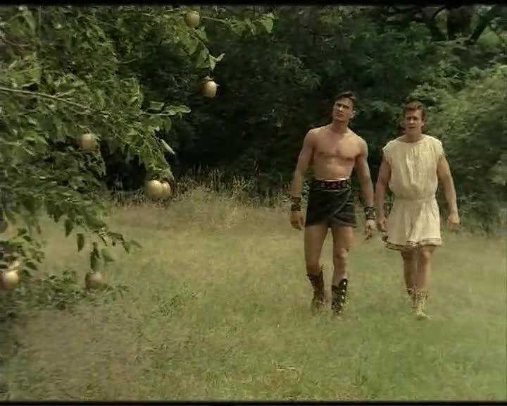 Hercules: A Sex Adventure (In-X-Cess Productions) Screenshot 0