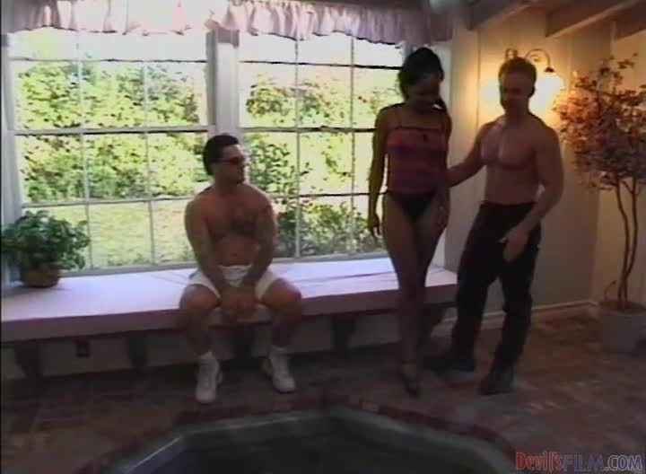 Gangland White Boy Stomp 1 (Devil's Film) Screenshot 0