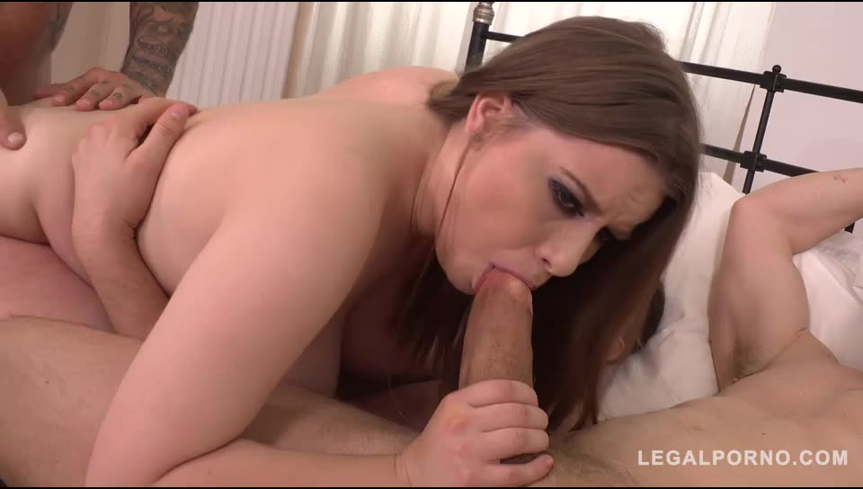 [LegalPorno] Busty wannabe Alice Wayne orders 3 Huge cocks for Airtight DP and barely survives - Alex Harper (DP)/(Big Tits)