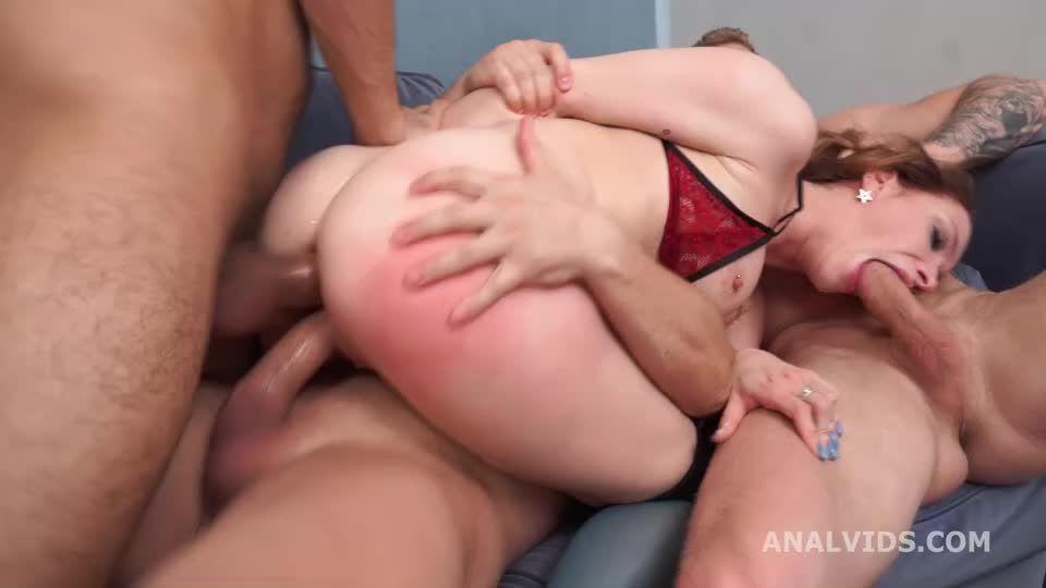 Manhandle, ATM, Balls Deep Anal, Squirt, Cum in Mouth (LegalPorno / AnalVids) Screenshot 3