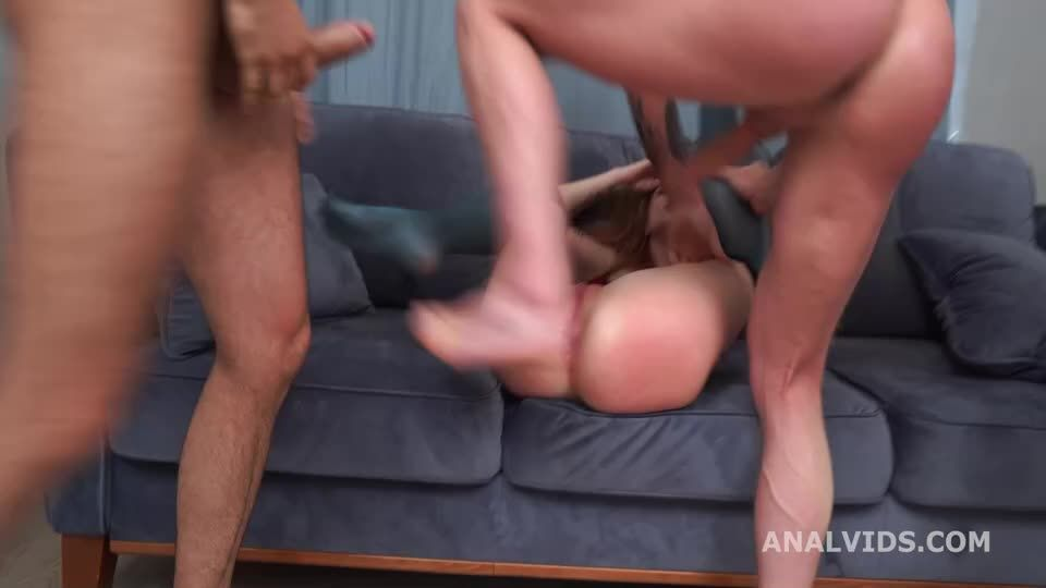 Manhandle, ATM, Balls Deep Anal, Squirt, Cum in Mouth (LegalPorno / AnalVids) Screenshot 5