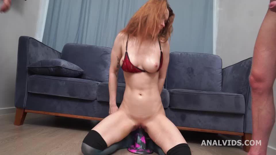Manhandle, ATM, Balls Deep Anal, Squirt, Cum in Mouth (LegalPorno / AnalVids) Screenshot 8