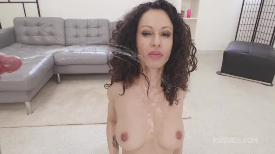 Unbreakable #2 Wet, ATM, DAP, Gapes, ButtRose, Pee Drink, Squirt Drink, Cum in Mouth, Swallow (LegalPorno / AnalVids) Screenshot 1