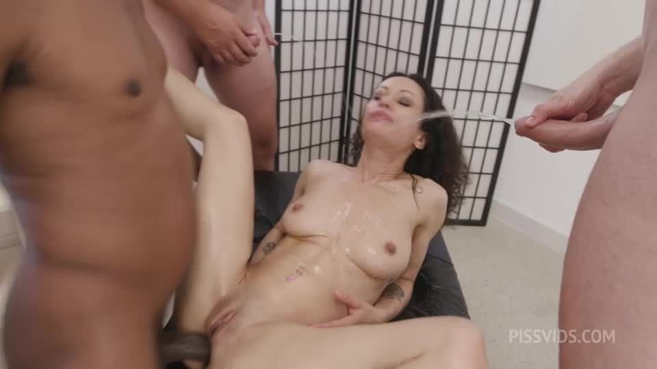 Unbreakable #2 Wet, ATM, DAP, Gapes, ButtRose, Pee Drink, Squirt Drink, Cum in Mouth, Swallow (LegalPorno / AnalVids) Screenshot 5