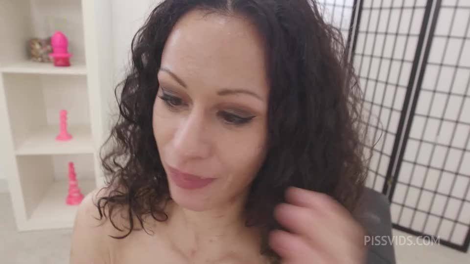 Unbreakable #2 Wet, ATM, DAP, Gapes, ButtRose, Pee Drink, Squirt Drink, Cum in Mouth, Swallow (LegalPorno / AnalVids) Screenshot 9