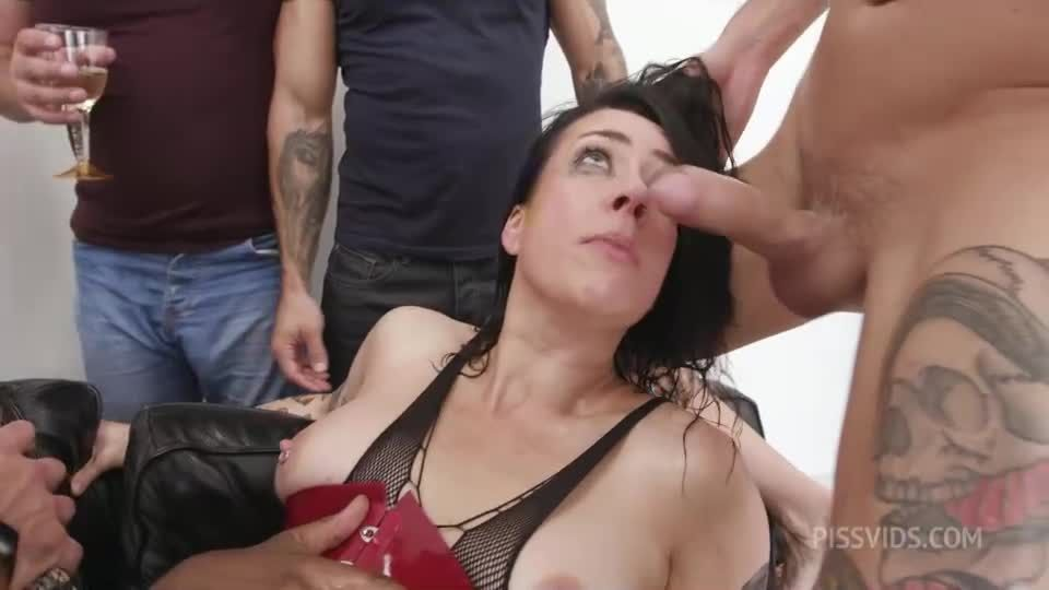 Unbreakable bday party Wet #1, Anal Fisting, DAP, Monster ButtRose, Squirt, Creampie Swallow (LegalPorno / AnalVids) Screenshot 2